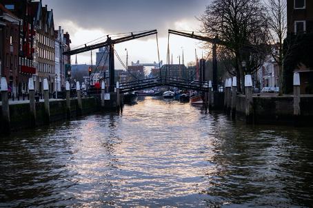 TSB werk in uitvoering in Dordrecht